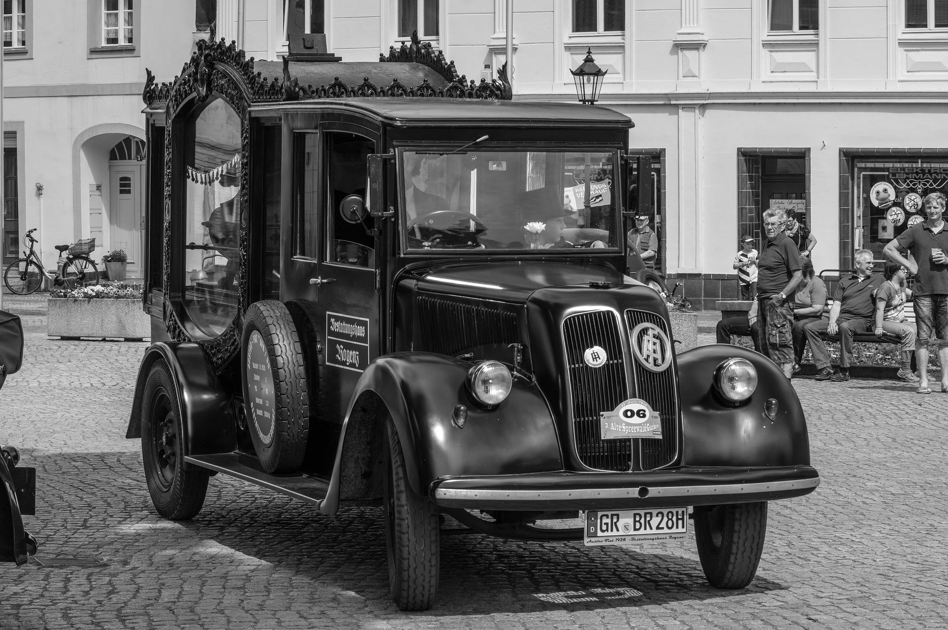 Transport zwłok z Anglii do Polski – procedury